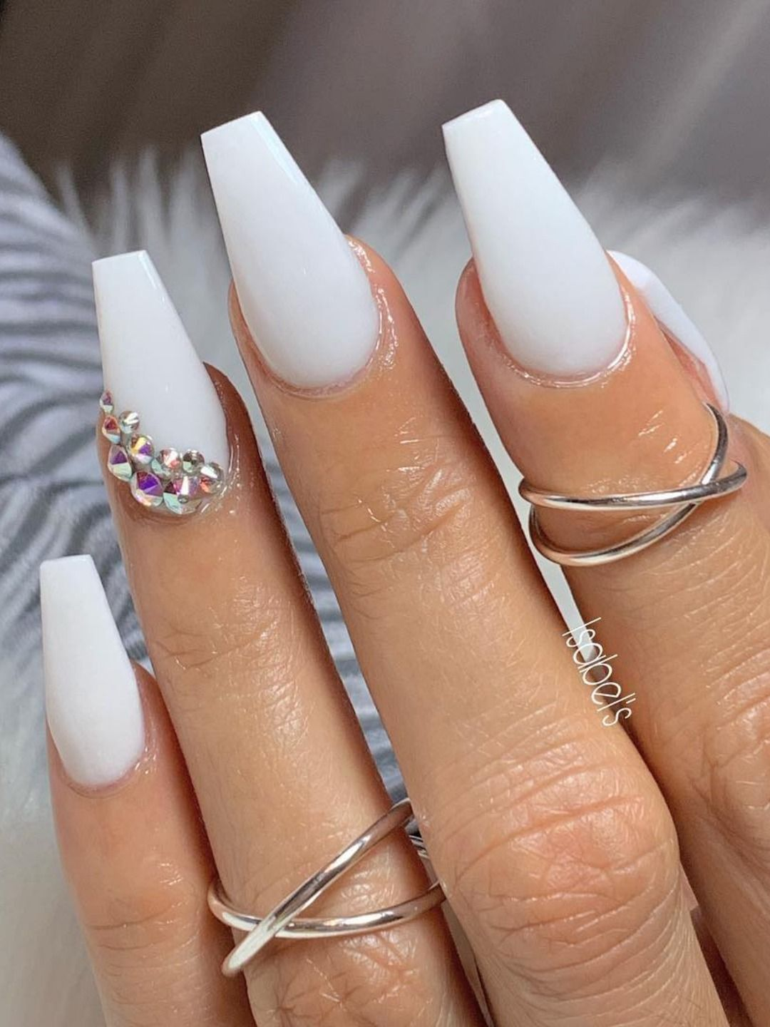 The Best Coffin Nails Ideas That Suit Everyone Cute Summer Nail