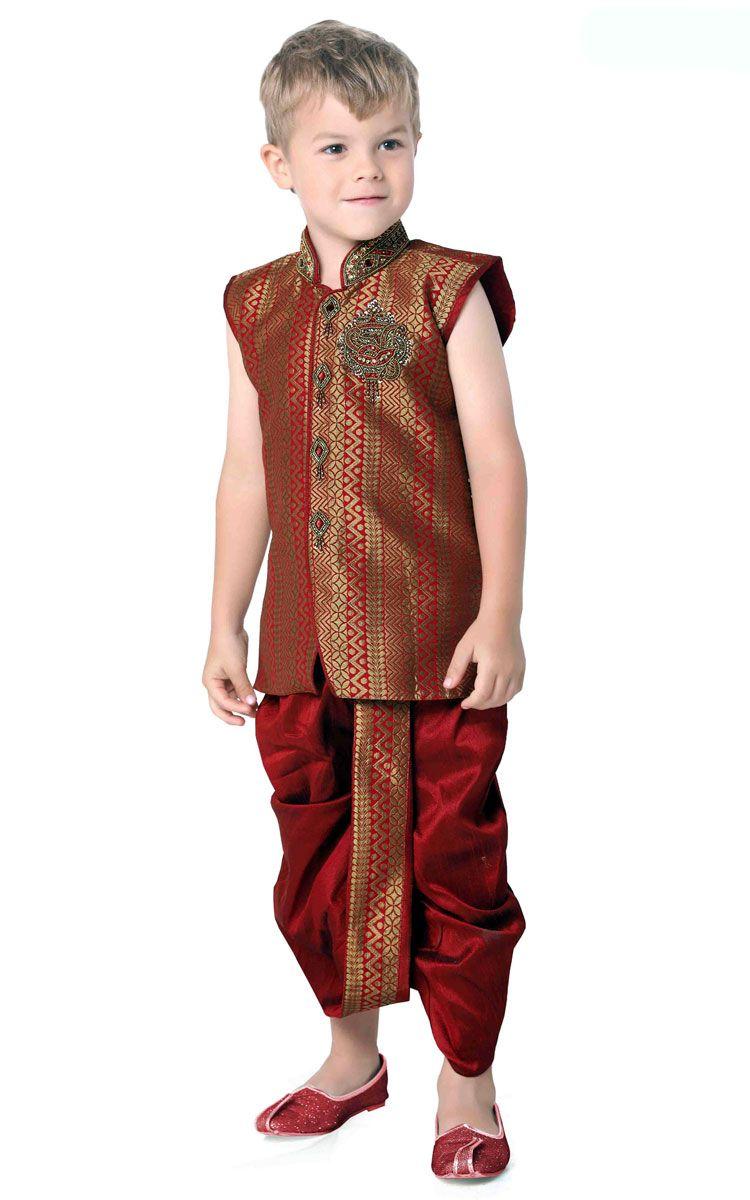 0f1d614c51 Little Stars Of the Week – #Kids in #Ethnic #Style. #Sherwani's ...