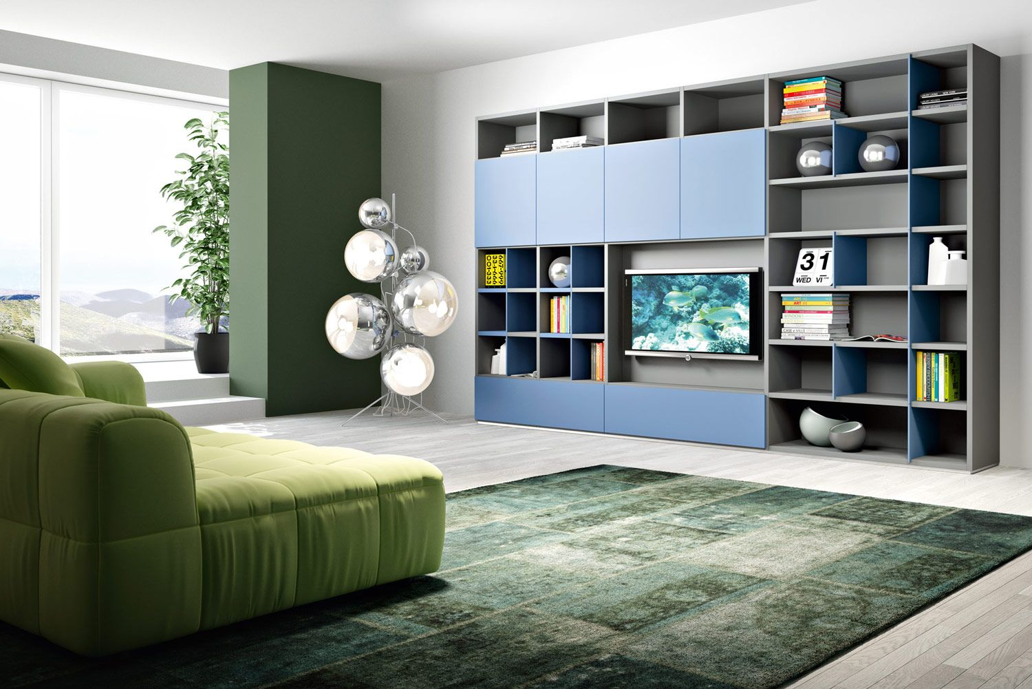 Giellesse Collection Emotional Day Life Media Units  # Giellesse Muebles