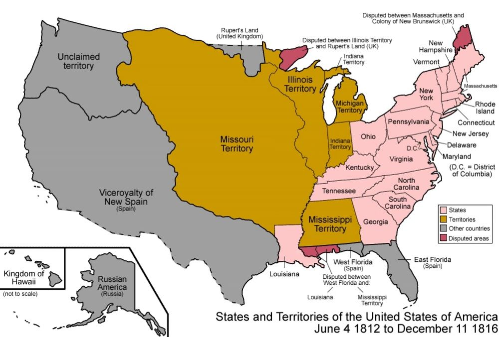 Metrocosm — The territorial expansion of the United States ...