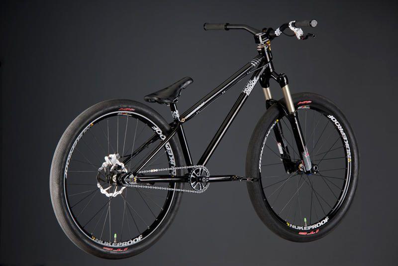 def7795bc Gallery  Nukeproof Launch Prototype Dirt Jump Frame - BikeRadar