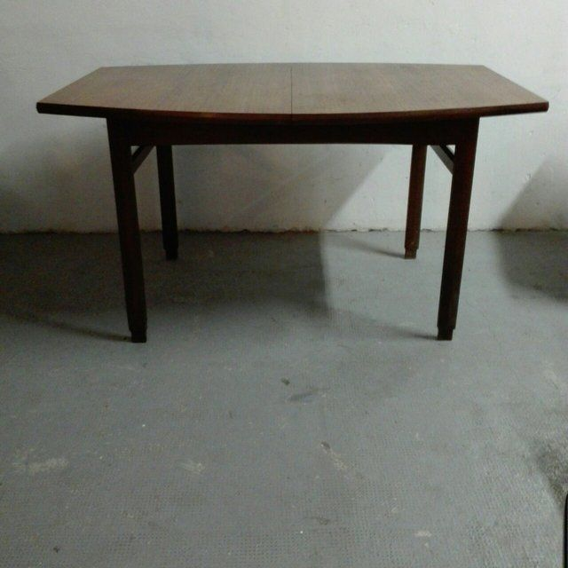 500€] Tavolo anni 60 rettangolare allungabile, in teak. In ...