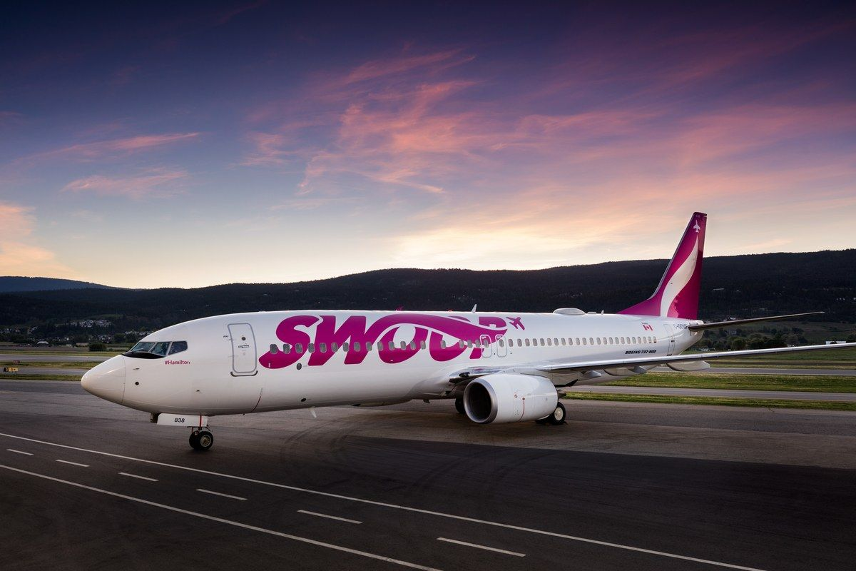 Swoop, Canada's UltraLow Cost Carrier, Is Coming to the U