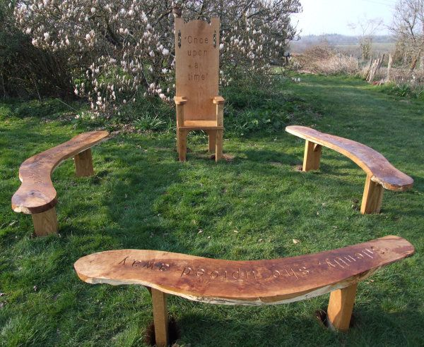 Schools/Playtime Childrens Outdoor Seating & Tables