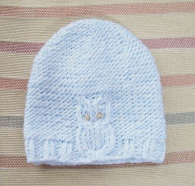 Sunflowers At Home Owl Hat Knitting Crochet Inspirations Delectable Free Owl Hat Knitting Pattern