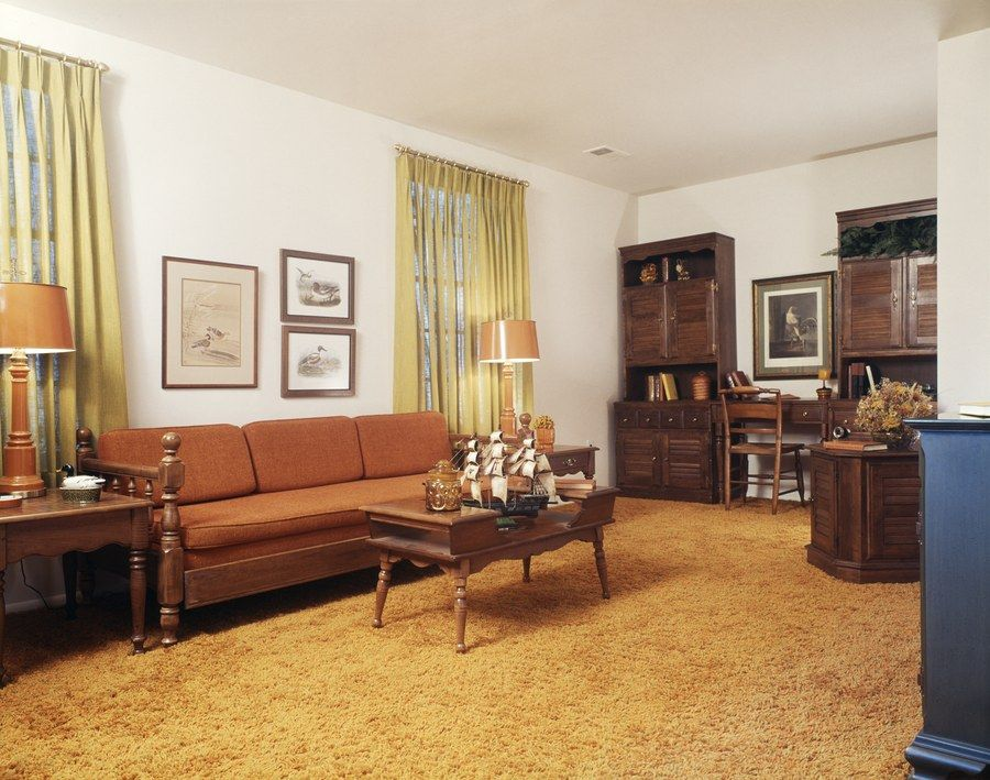 Iconic 1970s Home Trends Everyone Remembers | 70s home ...
