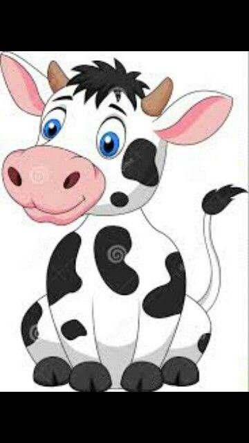 Pin Von Andrea Bies Auf Bebe Susse Kuhe Kuh Kunst Kuh Zeichnung