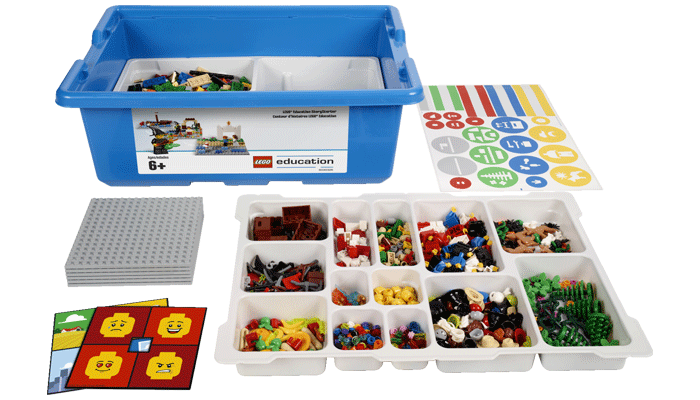 LEGO com Education Home - Preschool and School - Lower