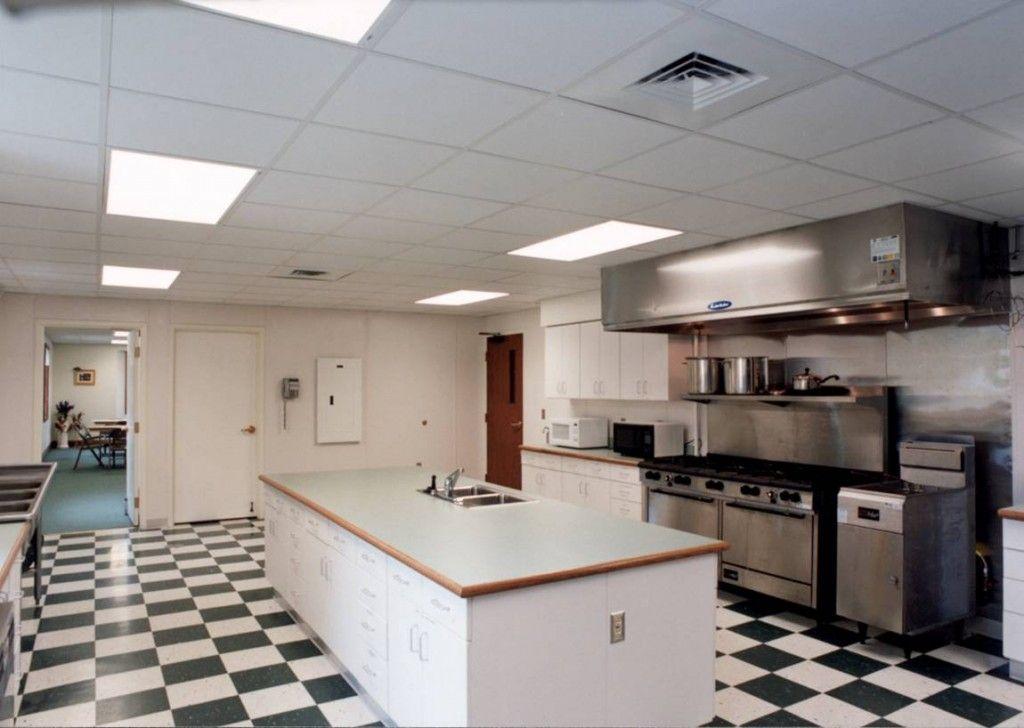 church kitchen design & construction | midwest church construction