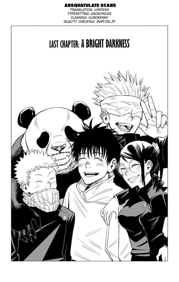 Jujutsu Kaisen 0 Tokyo Toritsu Jujutsu Koutou Senmon Gakkou Chapter 4 Mangapill Jujutsu Manga Anime