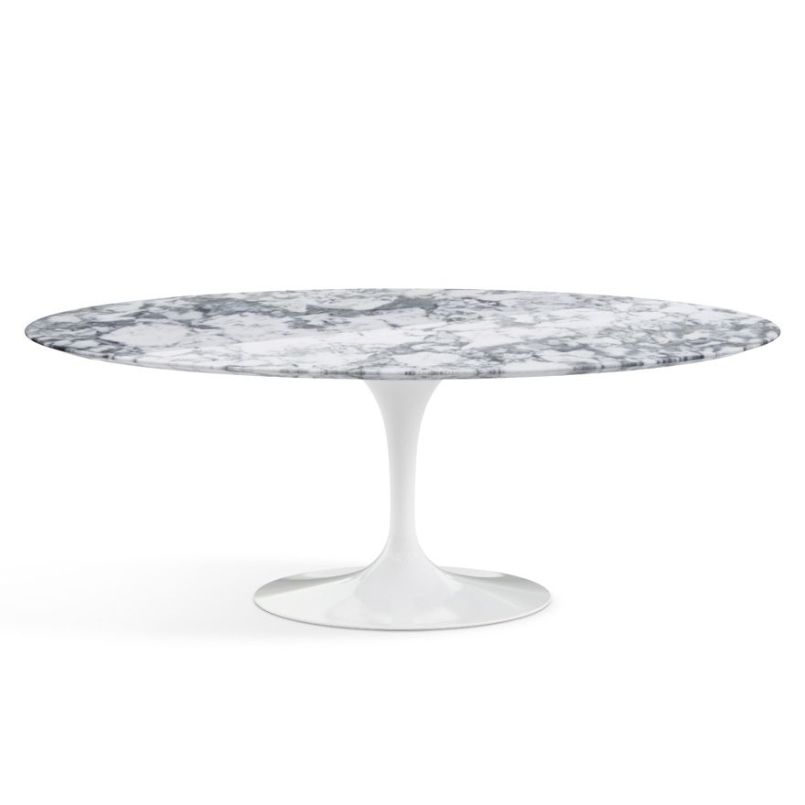 "Saarinen Dining Table - 78"" Oval   Knoll"