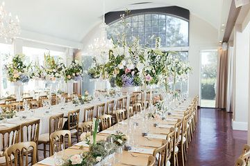Candice Greg Wedding 2017 Embassy Hill Photo S By Jenni Elizabeth Table Flowers Table Decorations Furniture Hire