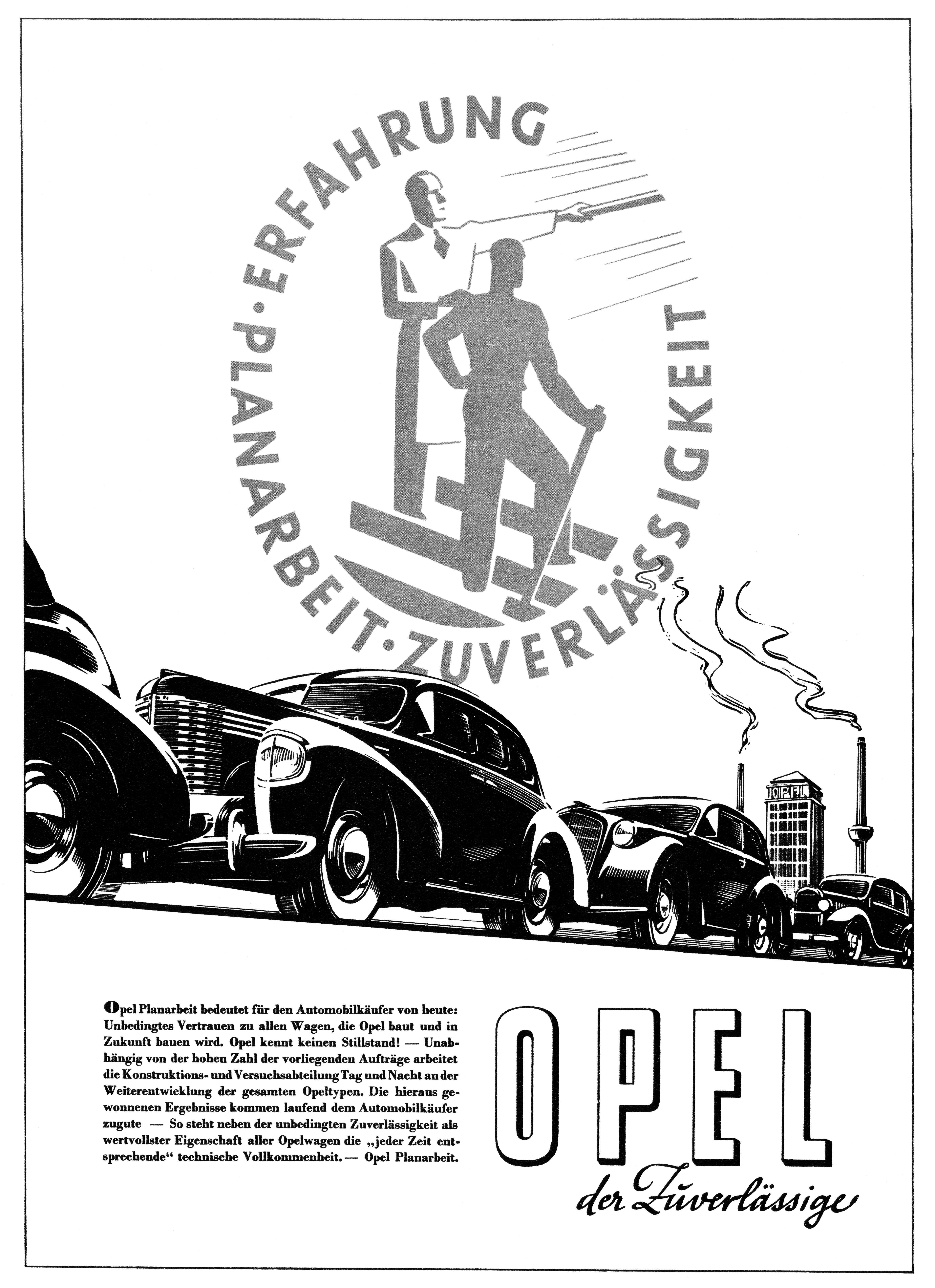 Opel Reklame Opel Reklamer Autos
