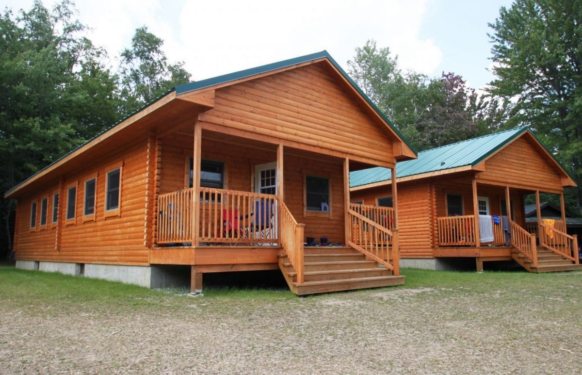 50+ Awesome Rustic Cabin Camp Cabin, Cabin kits, Cabins