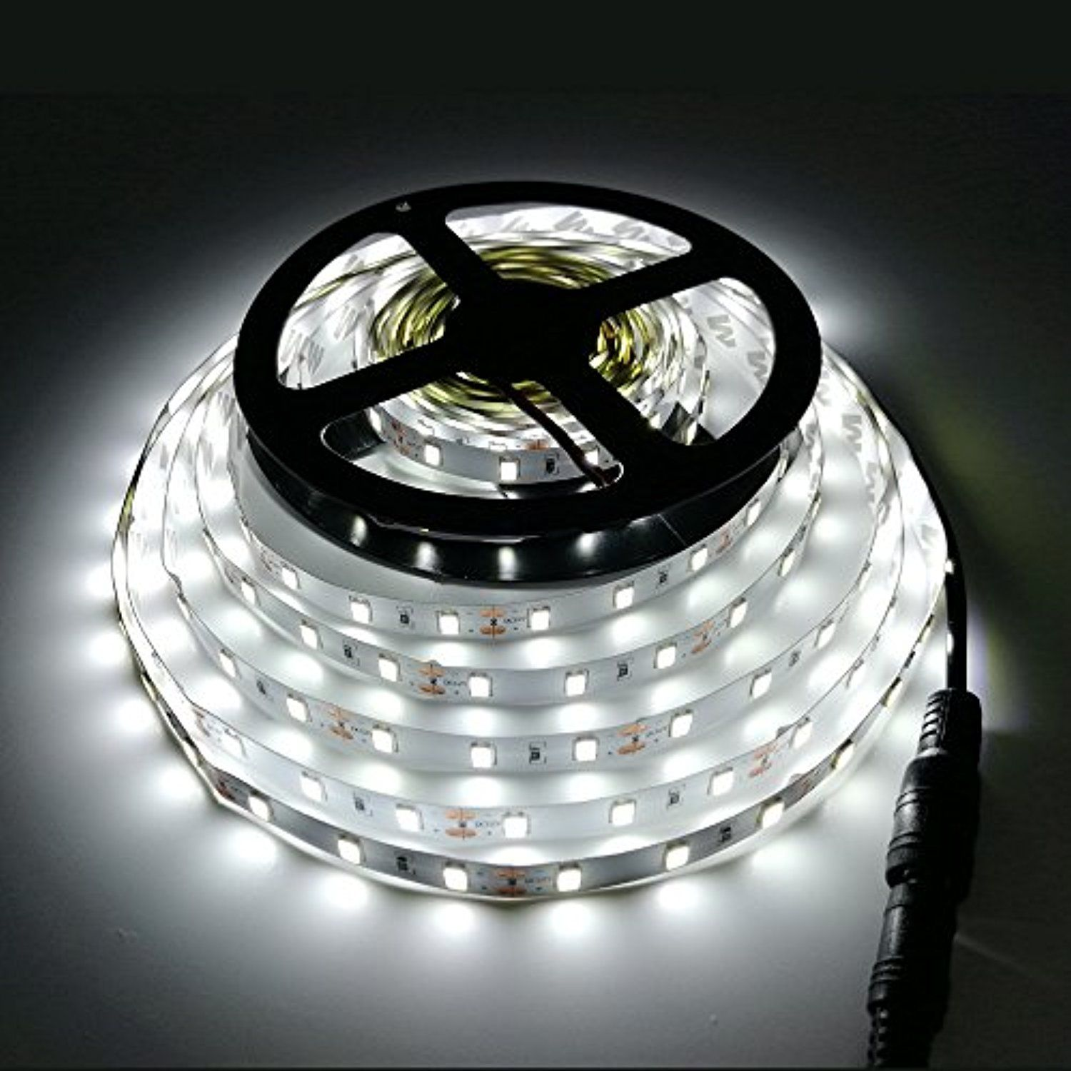 16 4ft 5m Led High Brightness Flexible Light Strip 300 Units Smd 5630 Leds 12v Dc Non Waterproof Ip20 Light S Lighting Ceiling Fans Strip Lighting Car Bar