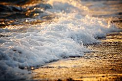 waves are for .... splashing