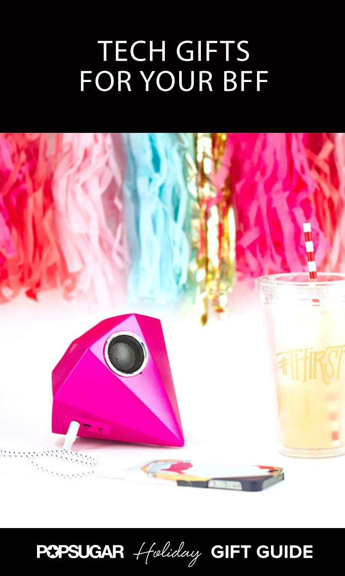 Totally Techie Gifts For Your Awesome BFF | Pinterest | Techie gifts ...