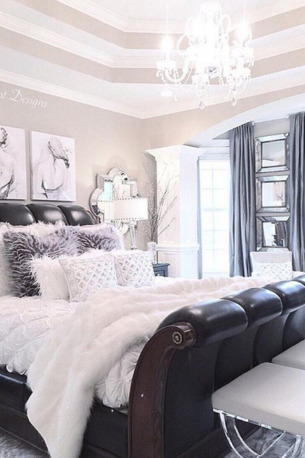 31 gorgeous ultra modern bedroom designs master on dreamy luxurious master bedroom designs and decor ideas id=70206