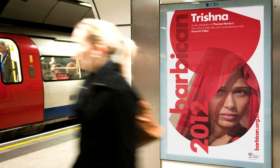 Barbican Visual Identity