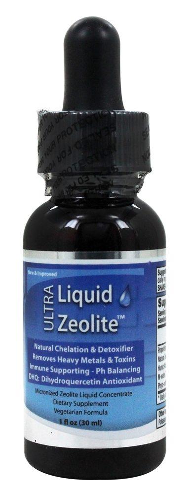 Zeolit Detox 30 capsule Herbagetica