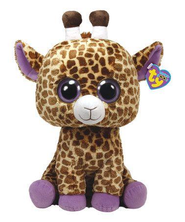 79d3e559206 Look at this  zulilyfind! Safari the Giraffe Beanie Boo  zulilyfinds ...