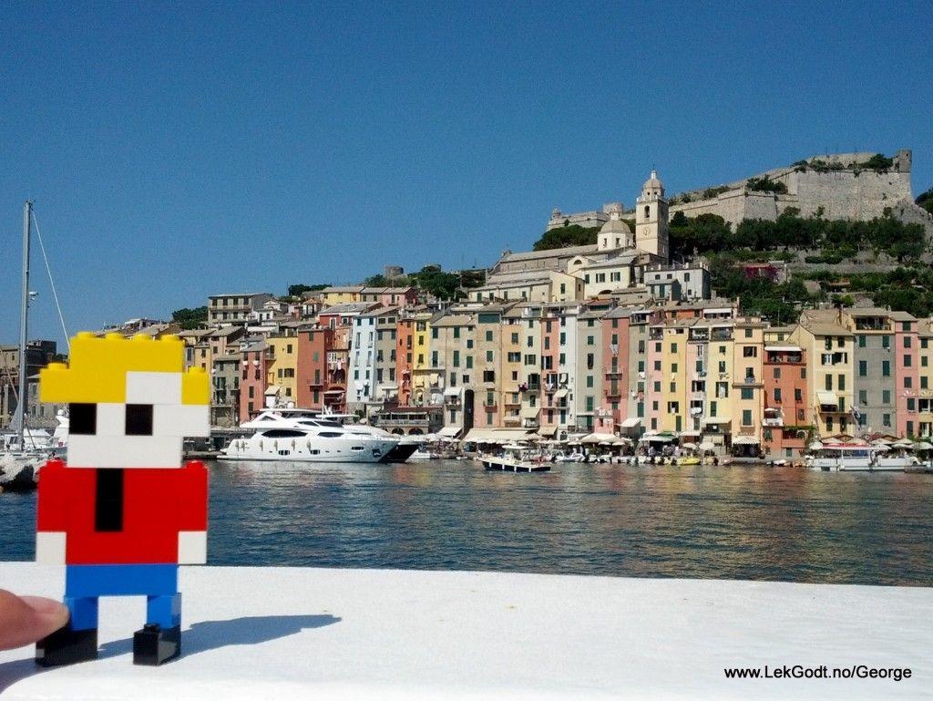 LEGO - Life of George in Liguria, Italy...