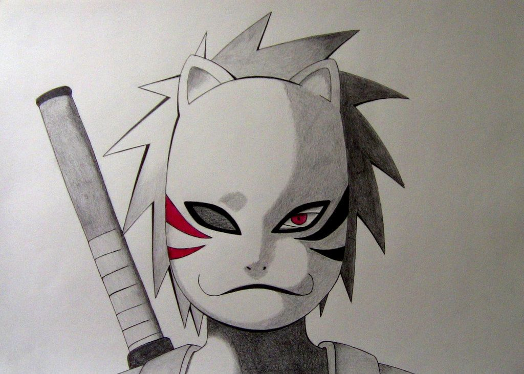 Kakashi Hatake Anbu by Linpoo on deviantART | anime ...