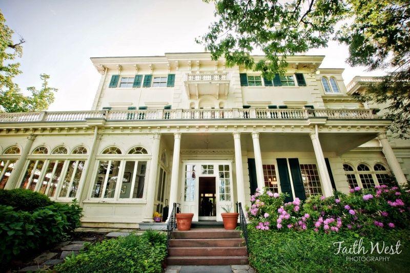 Glen Foerd historic riverfront estate. www.glenfoerd.org