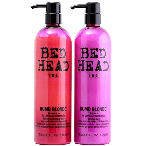 Tigi Bed Head Dumb Blonde Shampoo This Product Is Perfect For