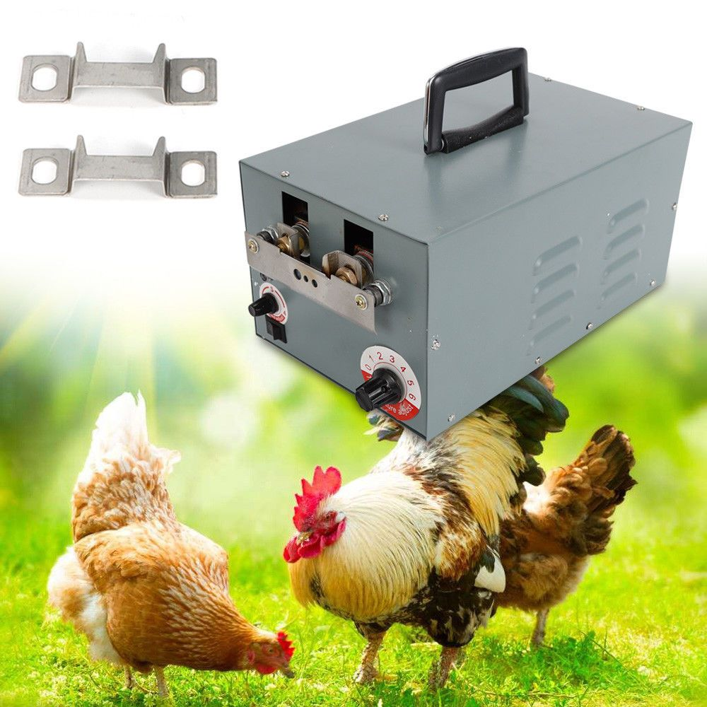 Automatic Electric Debeaking Machine Chick Debeaker Cutting Equipment Chicken US