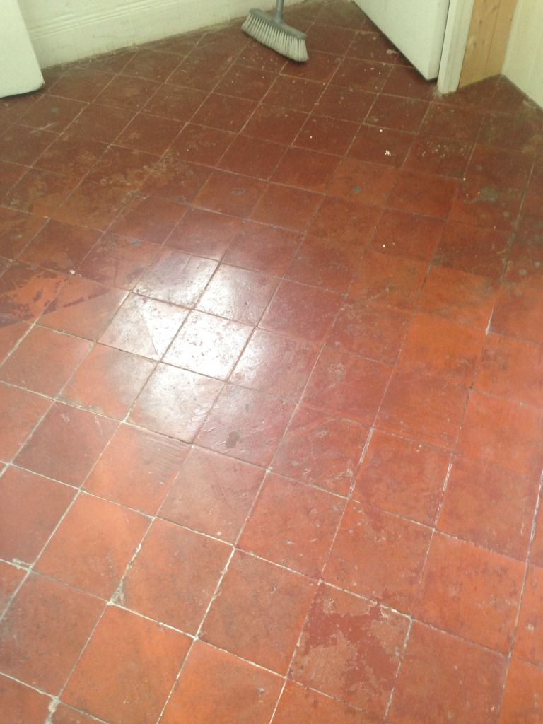 Old quarry tile floor google search arts and crafts old quarry tile floor google search dailygadgetfo Choice Image