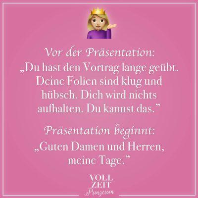 """Visual Statements®️ Vor der Präsentation: """"Du hast den ..."""