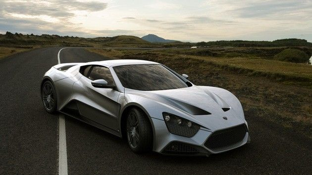Zenvo St1 2009 This Is Not Only One Of The Rarest High Performance Cars In World A Total 15 Where Build It S Also Made Denmark