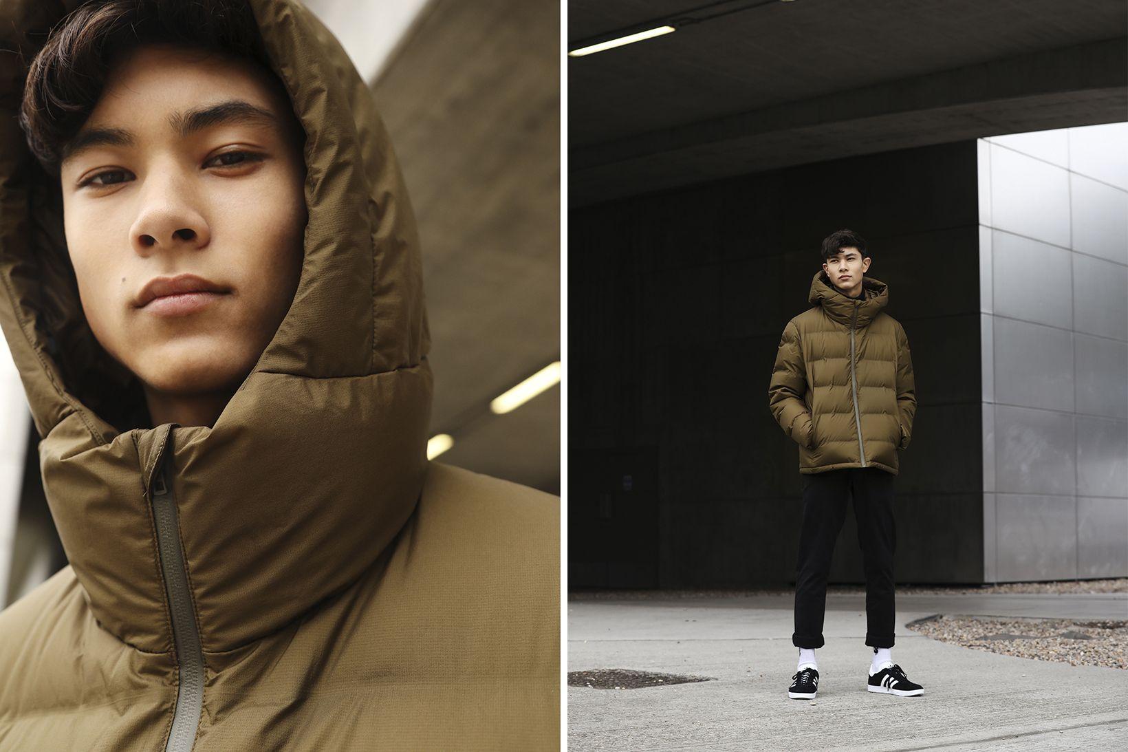 Uniqlo S Seamless Down Collection Is The Next Evolution In Winter Wear Winter Wear Bubble Coat Uniqlo [ 1093 x 1640 Pixel ]