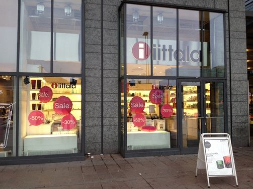 Iittala Shop Kamppi Helsinki
