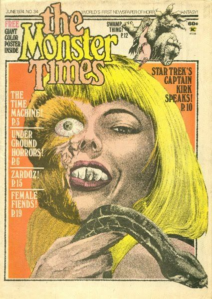 Monster Magazine Galleries The Monster Times The Monster Times