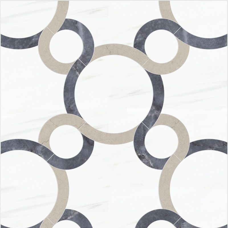 Marquee Grande Polished Marble Mosaics 10 1 8x10 1 8 Marble Mosaic Honed Marble Mosaic
