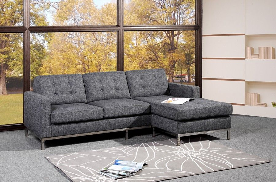 Los Angeles Home Sectional Sofa With Chaise L Shaped