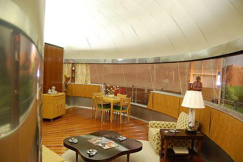 Dymaxion House Interior   Google Search