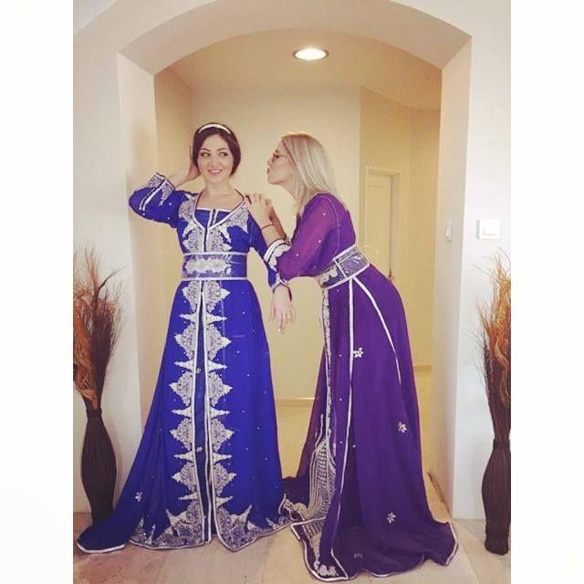 Excellents modèles de robes Marocaines, takchita \u0026 caftan 2016 styles  modernes de luxe en vente