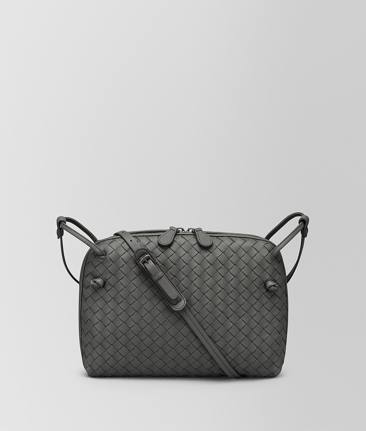 0bbe462b2689 Bottega Veneta® - Monalisa Intrecciato Nappa Messenger Bag