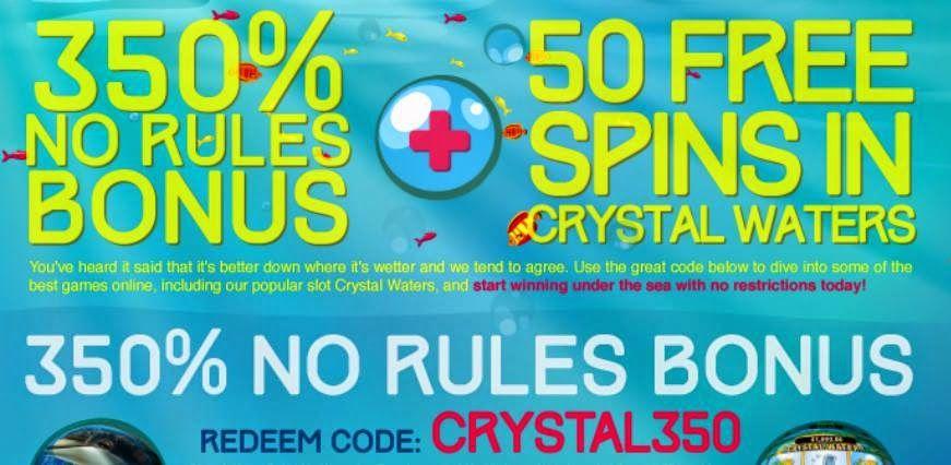 No restrictions casino bonuses - no playthrough and no max