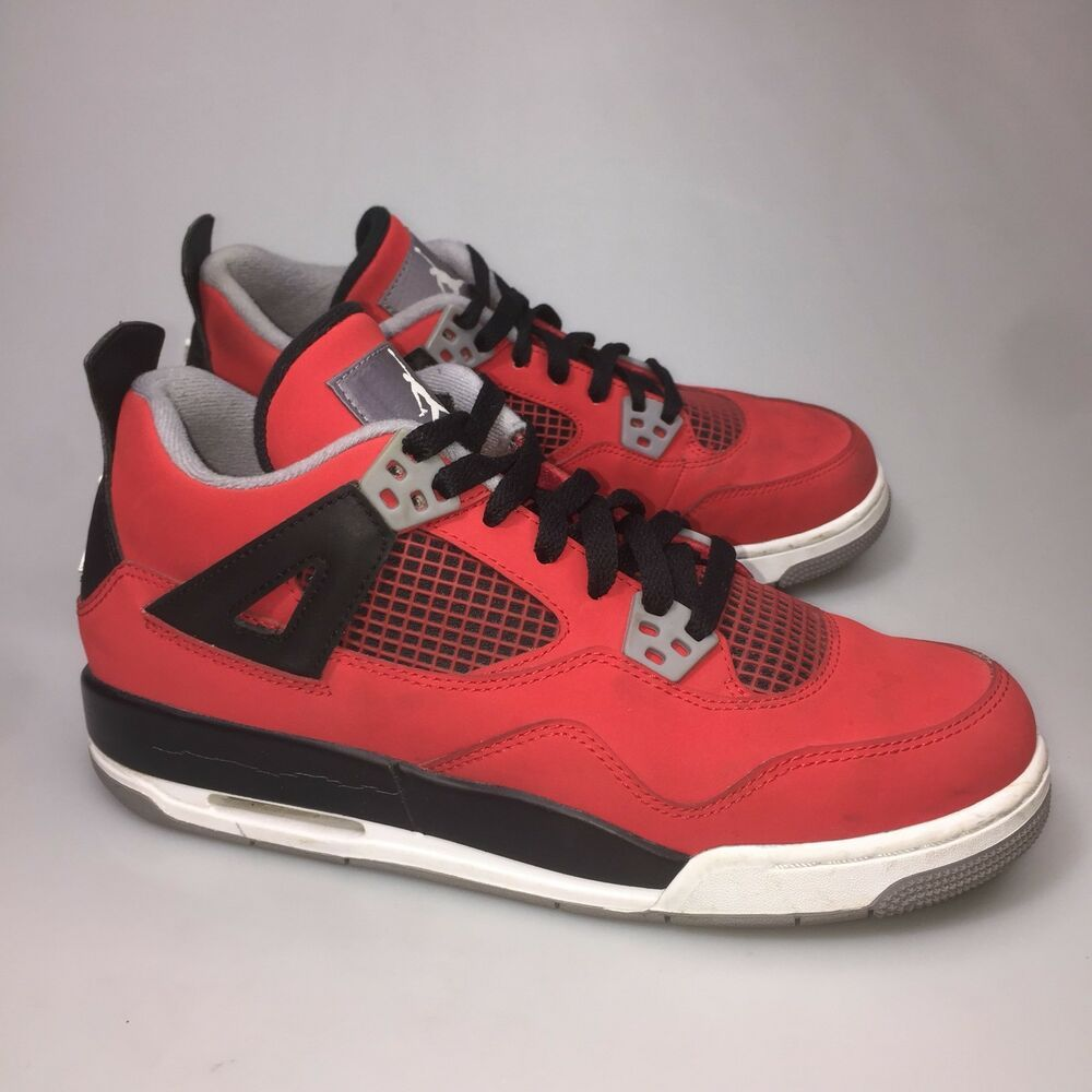 check out 98ac0 60faf eBay  Sponsored Nike Air Jordan Retro 4 Toro Bravo Boys Girls Youth 7Y Women