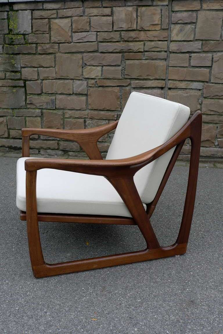 Muebles Lounge Pair Of Lounge Chairs By De Ster, The Netherlands, 1960s