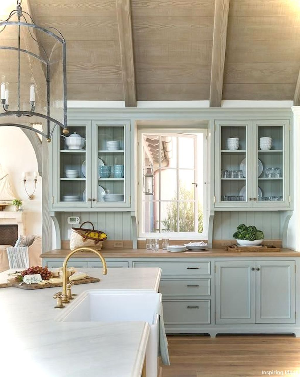 Adorable 44 Small Kitchen Ideas French Country Style https ...