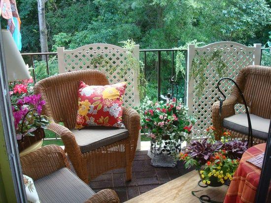 winner patio balcony contest 2012 https www on porch swing ideas inspiration id=66474