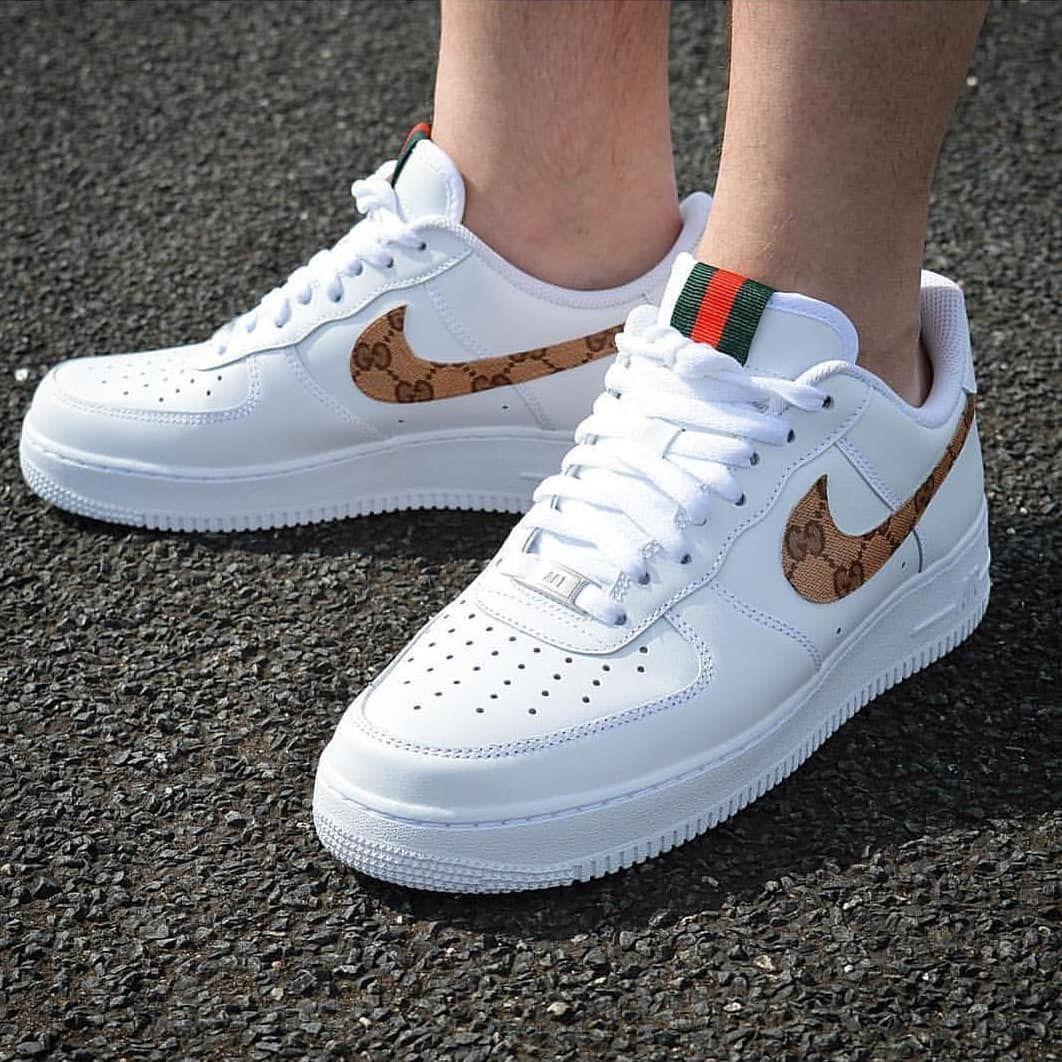 Nike Gucci Tenis gucci feminino, Moda sneakers, Tenis sapato