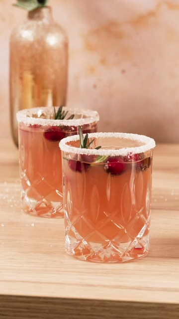 WESTWING WINTER COCKTAIL  #simplecocktail