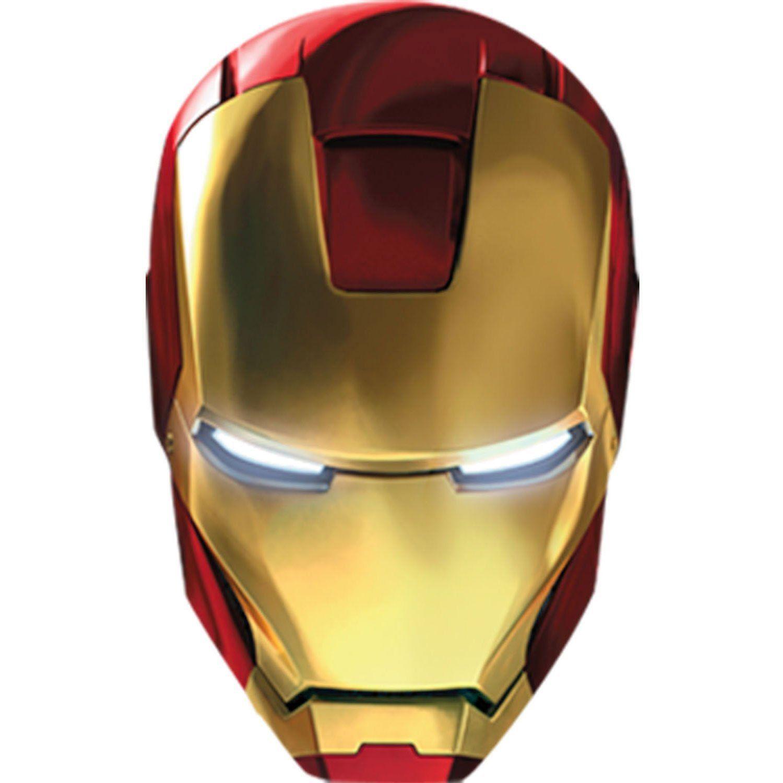 Iron man 3 mask coupon