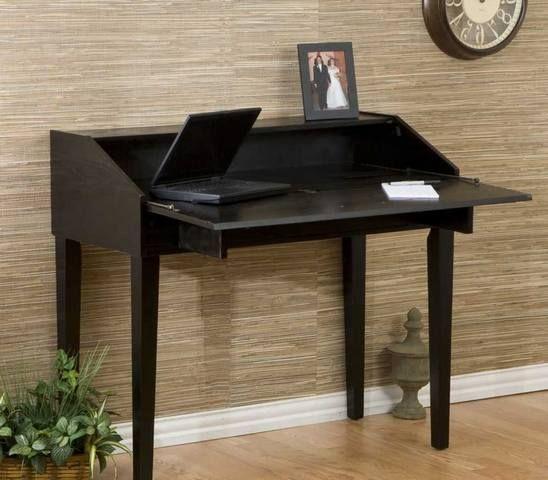 Black Secretary Desk Ikea